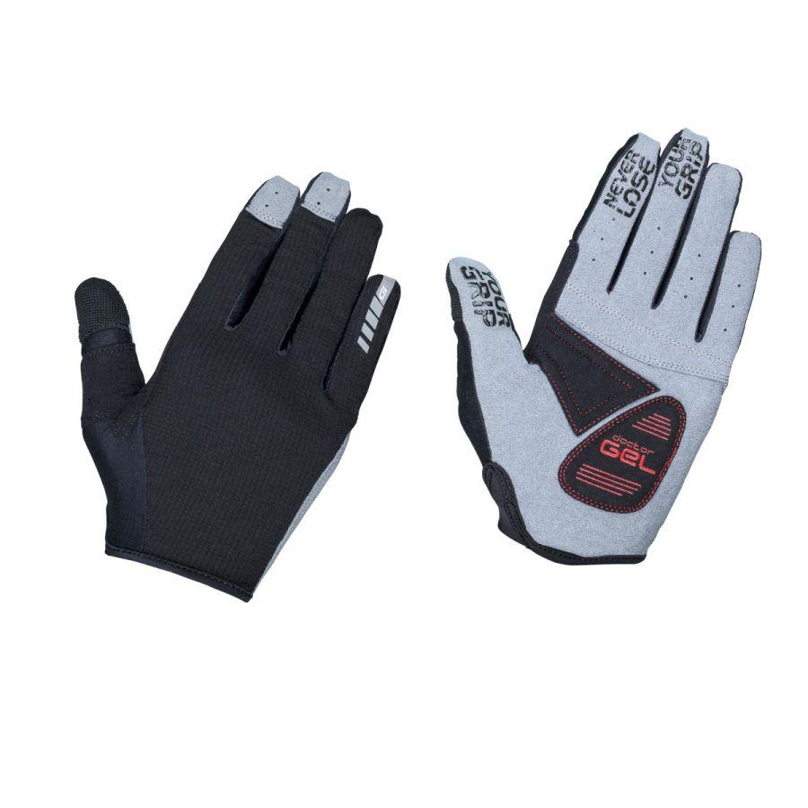 GripGrab Shark Polstret Langfingret Handske