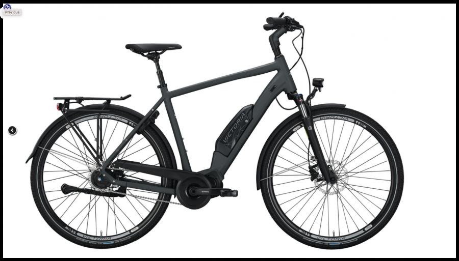 Victoria el-cykel