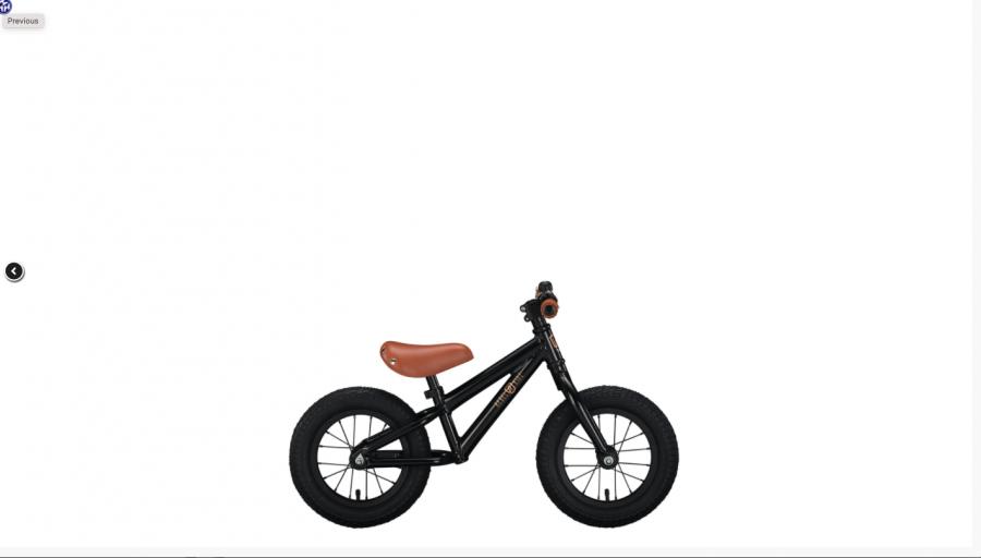 Rebel Kidz cykel