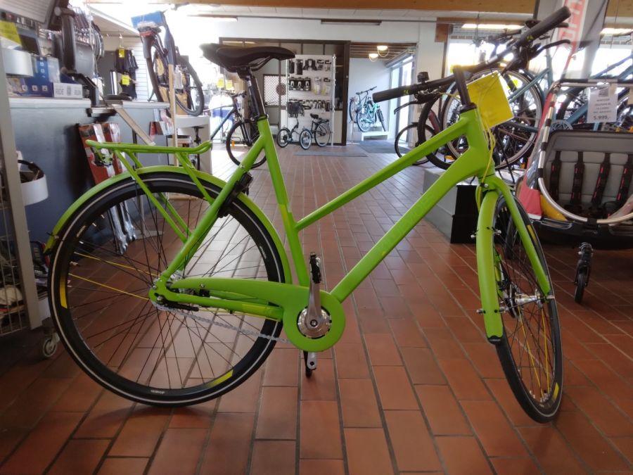 Kildemoes Street Sport grøn