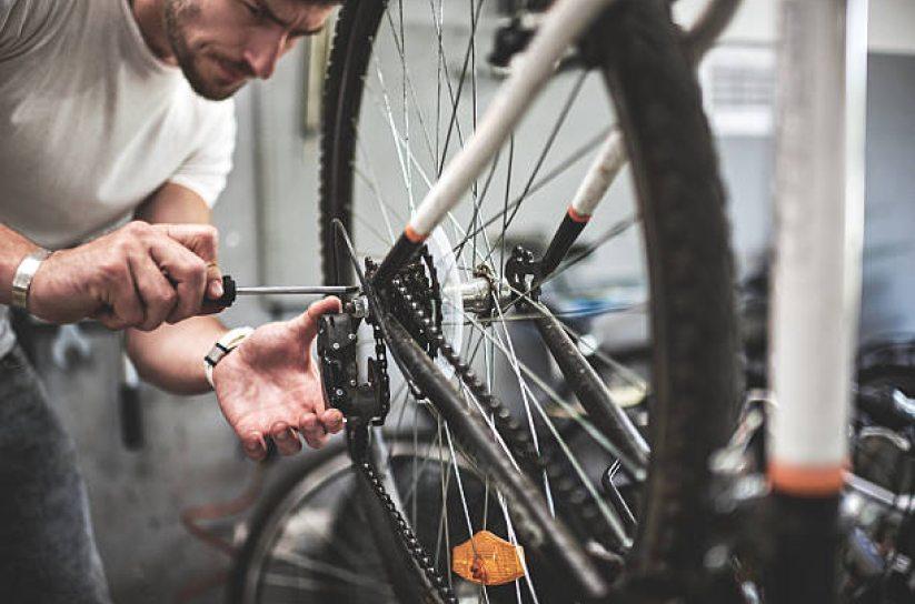cykel-service